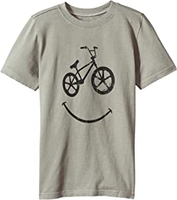 Life is Good Kids - BMX Smile Crusher Tee (Little Kids/Big Kids)