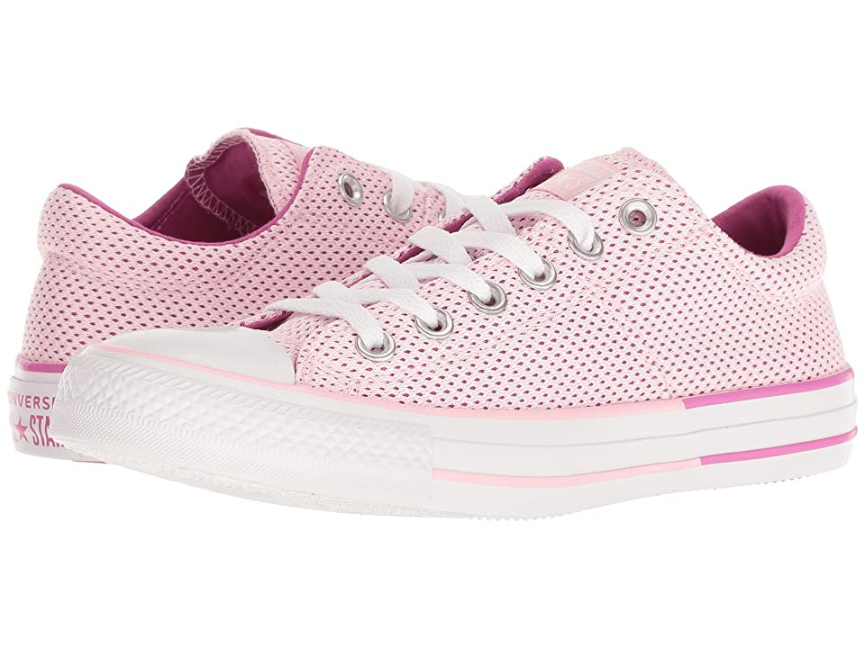 Converse Chuck Taylor(r) All Star(r) Madison Ox Color Pop Mesh (Cherry Blossom/Hyper Magenta/White) Women
