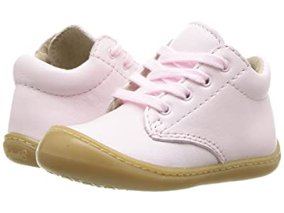 FootMates Reagan (Infant/Toddler) (Rose Nappa) Girls Shoes