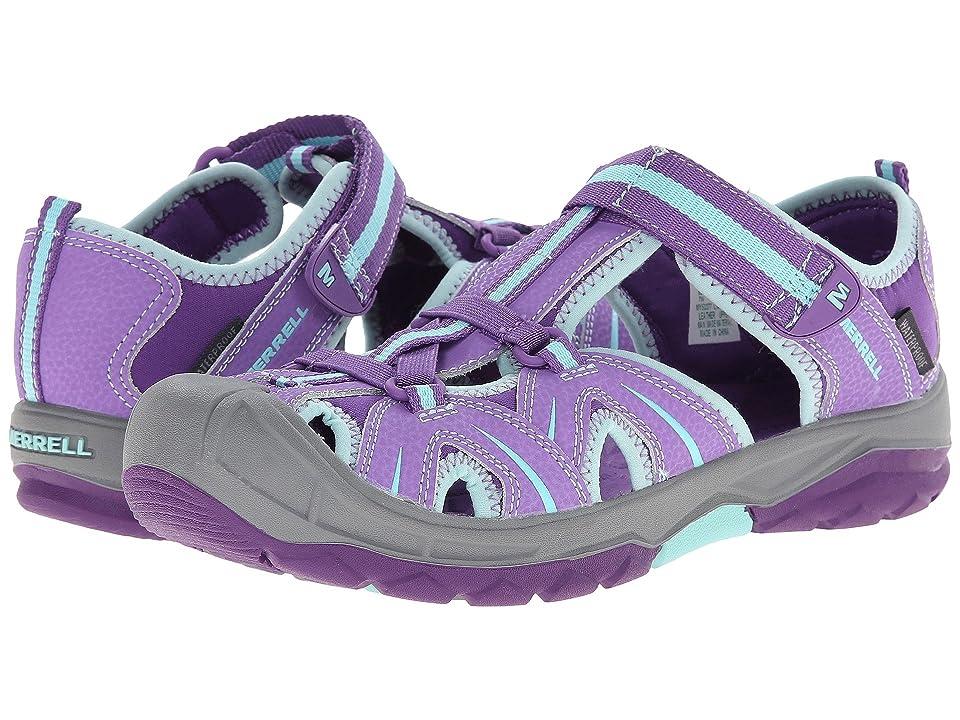 Merrell Kids Hydro (Big Kid) (Purple/Blue) Girls Shoes