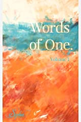 Words of One: Volume I (Words of One. Book 1) Kindle Edition