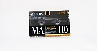 Best tdk metal cassette Reviews
