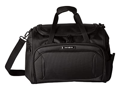 Samsonite Lineate Travel Tote (Obsidian Black) Handbags