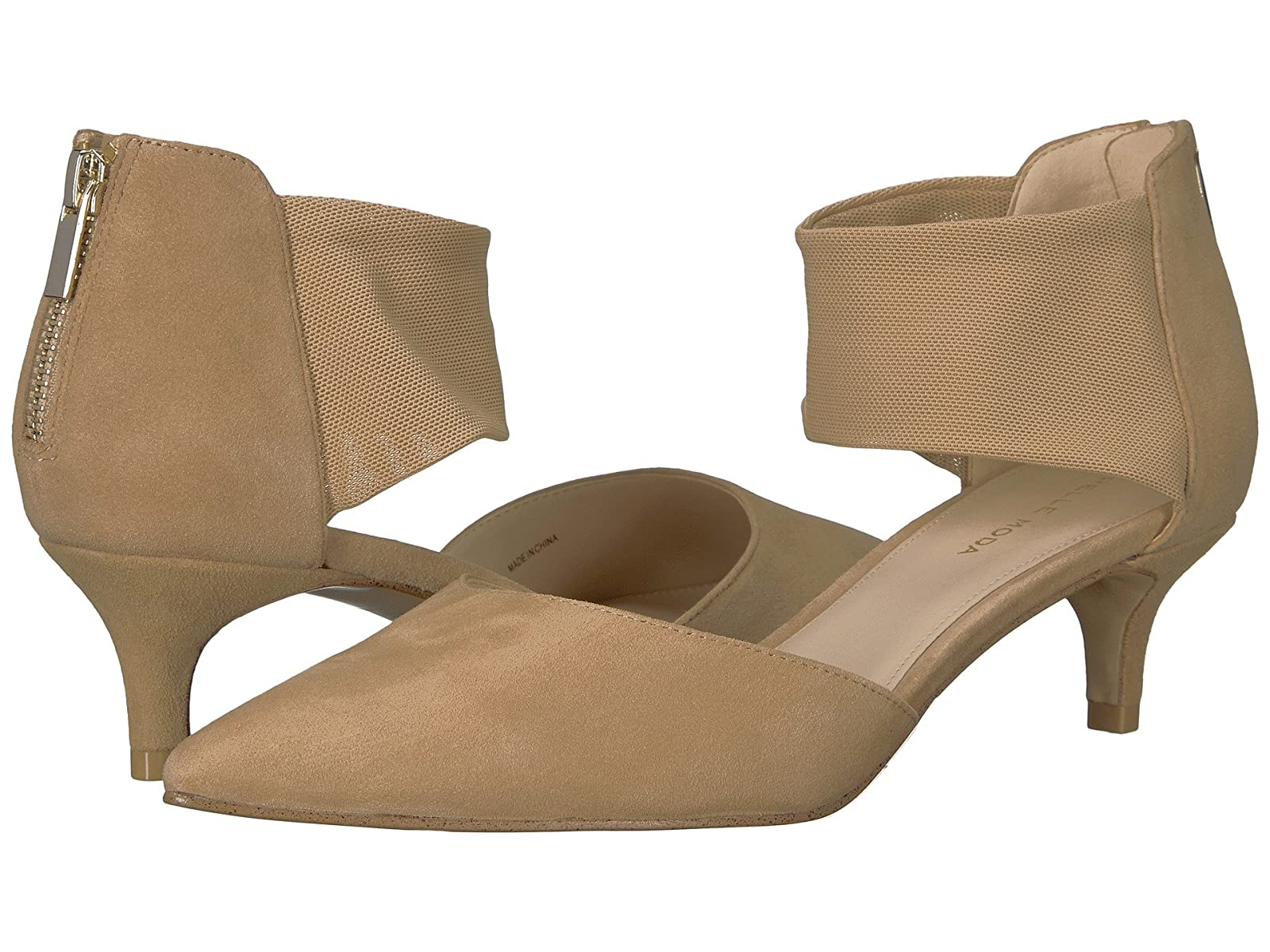Pelle Moda DeziAtmospheric grades have affordable shoes