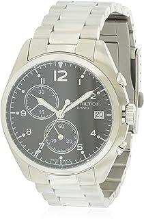 Hamilton Pilot Pioneer Chrono para hombre reloj de cuarzo #H76512133