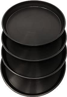 Best black planter saucer Reviews