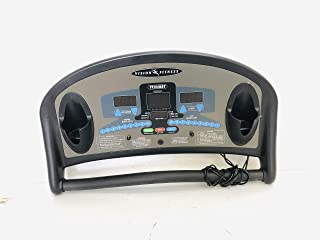 vision fitness console