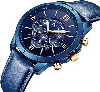 Bestn Men Business Quartz Wrist Watch Chronograph Fashion Casual Sport Watch Waterproof Calendar Date Watches