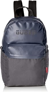 Guess Women's Elvis Backpack Rucksack, Gry, One Size