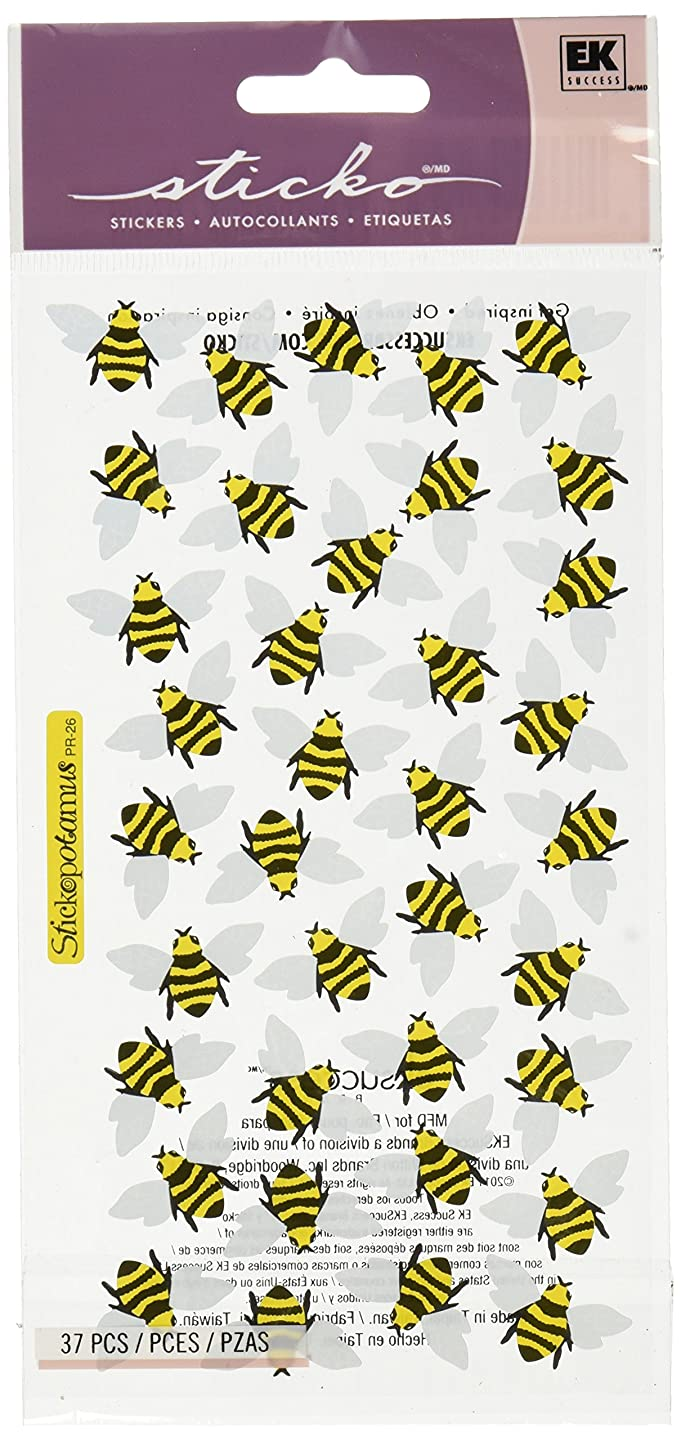 Sticko Stickers, Bees