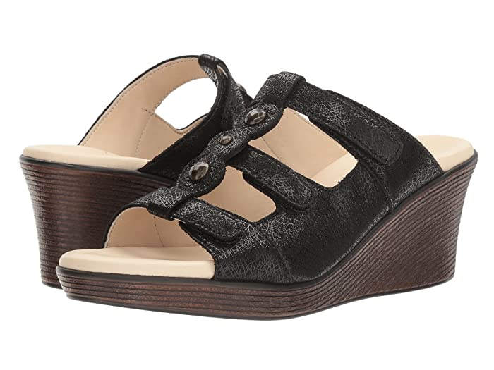 SAS Ginger (Web Black) Women's Shoes