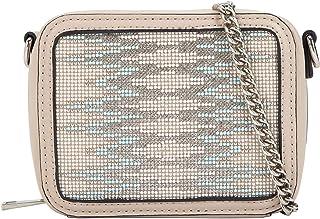 Call It Spring City Handbag for Women, Medium Beige, ALUSSA-260