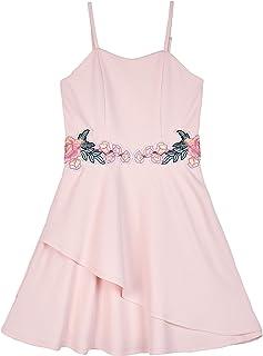 فستان حفلات برقبة على شكل قلب كبير للفتيات من Amy Byer