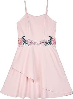 Girls' Big Sweetheart Neckline Party Dress