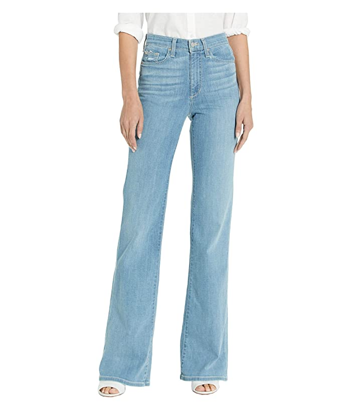 60s – 70s Pants, Jeans, Hippie, Bell Bottoms, Jumpsuits Joes Jeans The Molly High-Rise Flare in Eliana Eliana Womens Jeans $106.80 AT vintagedancer.com