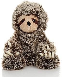 1i4 Group Warm Pals Microwavable Lavender Scented Plush Toy Stuffed Animal - Slowpoke Sloth