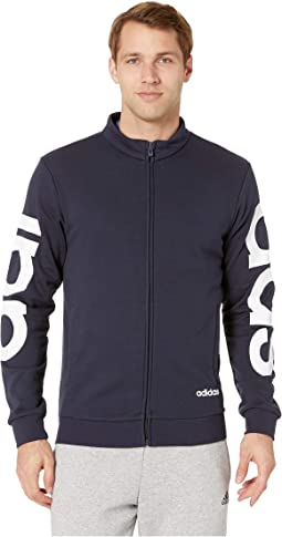 Essentials Branded Track Top
