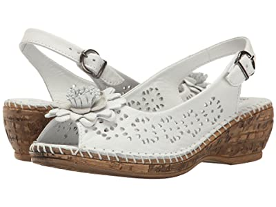 Spring Step Belford (White) Women