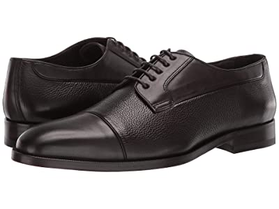 Canali Cap Toe Oxford (Brown) Men