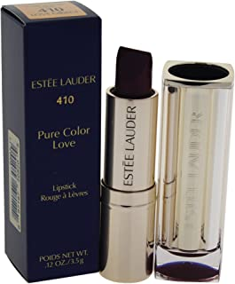 Estee Lauder Pure Color Love Lip Stick for Women, 410 Love Object, 3.5g