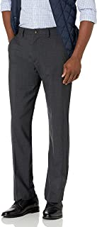 Buttoned Down mens Classic Fit Stretch Wool Dress Pant