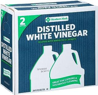 Member's Mark Distilled White Vinegar 1 gal. jug, 2 ct. A1