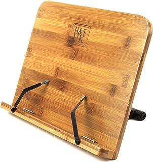 comprar comparacion H&S Soporte para libros de cocina