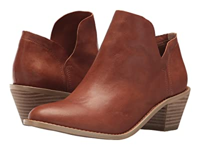 Kelsi Dagger Brooklyn Kenmare Ankle Boot (Russet Veg Leather) Women