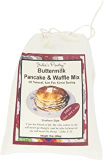 Julia's Pantry Pancake and Waffle Mix, Buttermilk, 10 Ounce