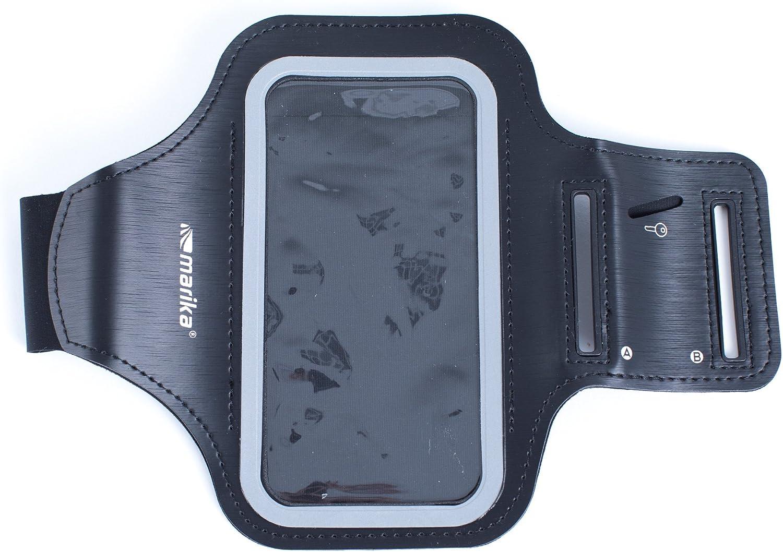 Marika Sport Arm Wallet, Black