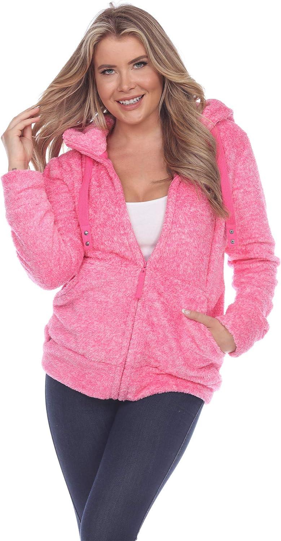 white mark Purchase Winter Warm Sherpa Popular brand Sleeve Lightwei Jacket Long Hoodie