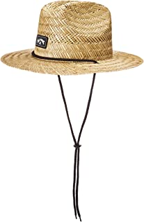 Boys' Tides Straw Sun Hat