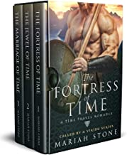 Called by a Viking series Box-set: Books 1-3 (Viking time travel romance): The Fortress of Time, The Jewel of Time, The Ma...