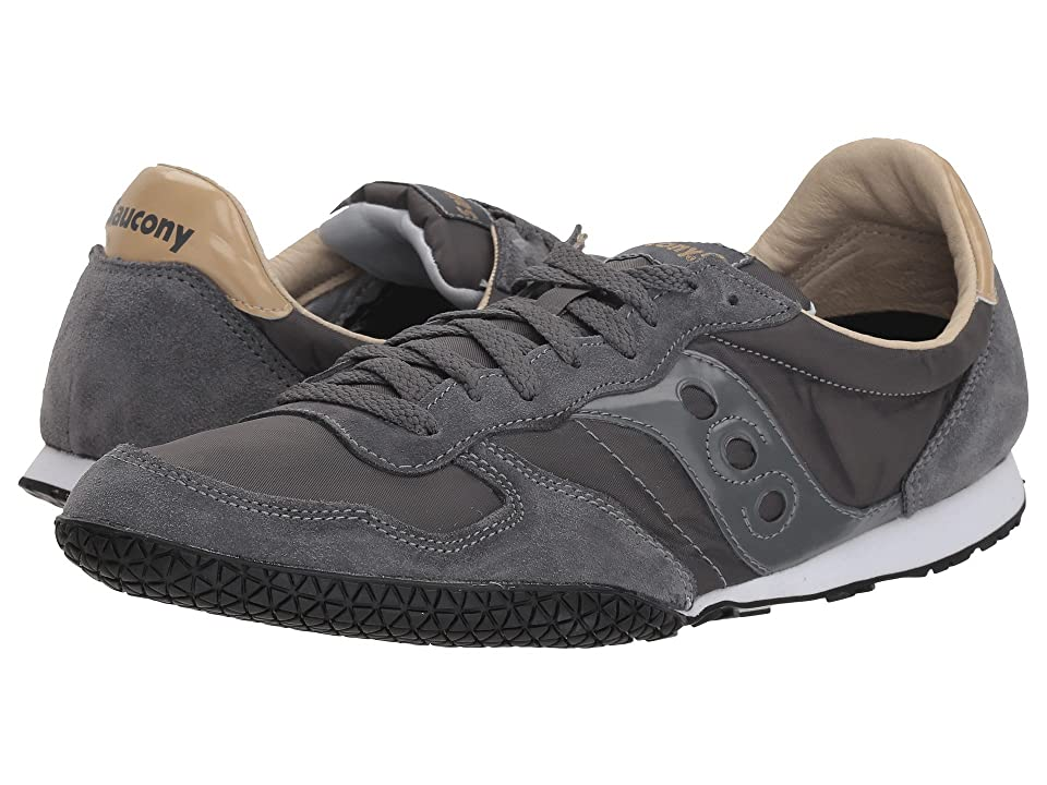 Saucony Originals Bullet (Grey/Tan) Men