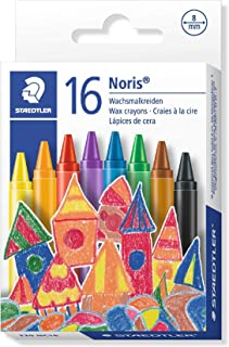 Staedtler St-220 Nc16 Noris Club 16 Wax Crayon Set