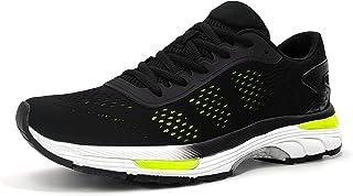 أحذية ركض للرجال من Puxowe أحذية رياضية قابلة للتنفس أحذية رياضية للمشي كاجوال برباط