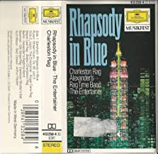 Gershwin : Rhapsody in Blue _ William Russo : Street Music _ Scott Joplin : The Entertainer , Sugar Cane Rag , Maple Leaf Rag _ Eubie Blake : Charleston Rag _ Euday L. Bowman : 12th Street Rag , Darktown Strutter's Ball