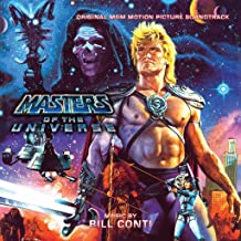 bill conti masters of the universe
