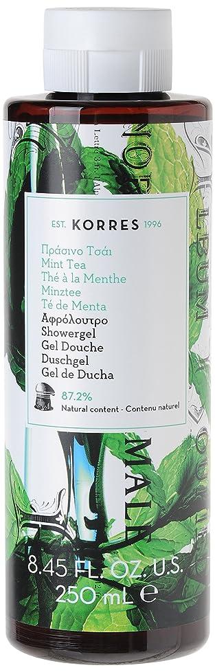 モナリザ粘性の作りコレスナチュラルプロダクト ミントティ シャワージェル