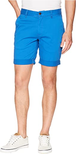 Freddy Straight Fit Shorts