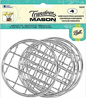 transform mason ball lid inserts