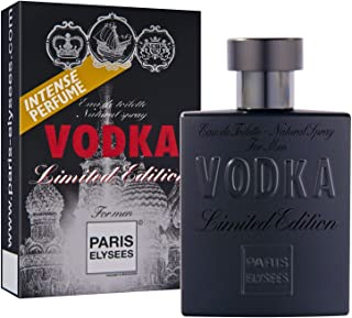 VODKA Limited Edition Perfume para hombre Paris Elysees 100 ml vaporizador Fresco - Aromático