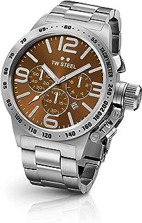 TW Steel Watch for Men, Stainless Steel, CB23