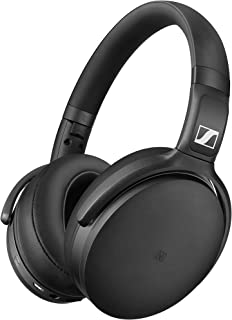 Sennheiser HD 4.50SE Bluetooth Wireless Headphones with Active Noise Cancellation, Black