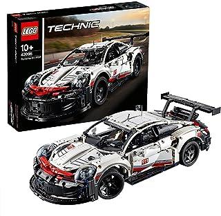 LEGO Technic Porsche 911 RSR 42096 Building Kit, 2019 (1580 Pieces)