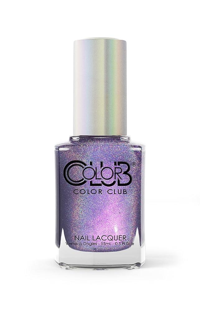 今後法医学れるColor Club Nail Lacquer - Halo Chrome Collection - Metal of Honor - 15ml/0.5oz