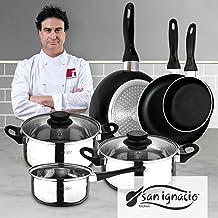 Amazon.es: San Ignacio - Baterías de cocina / Juegos de ...