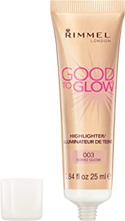 Rimmel London Good To Glow Highlighter, Illuminator - 003 Soho Glow 25ml van Rimmel