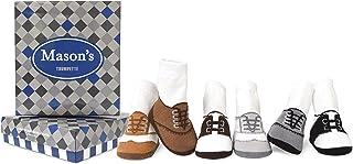 Baby Boys Sock Set-6 Pairs