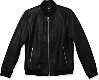 LAMARQUE Men's Tate Bomber Jacket